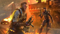 Call of Duty Black Ops IIII Battle Royale Player Count Yet