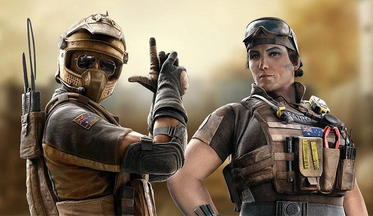 Rainbow Six Siege Details Its New Burnt Horizon Operators