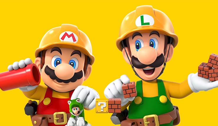 Super Mario Maker 2, Crash Team Racing, and Switch Top Retro