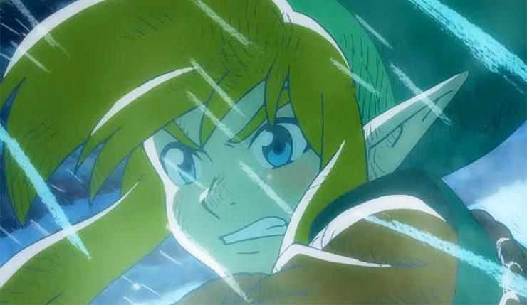 The Legend Of Zelda Links Awakening Is Getting An Adorable