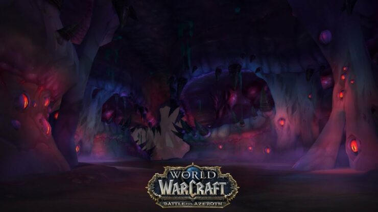 World of Warcraft Battle for Azeroth patch 8.1.5 PTR