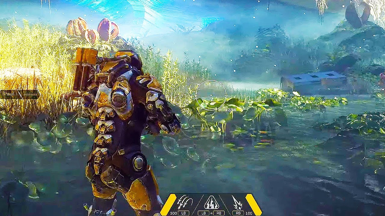Anthem Xbox One X Runs at Native 4K with HDR; Specific Enhancements