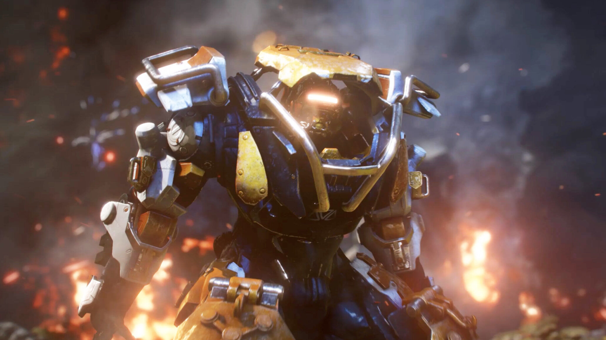 BioWare: Don't Assume Anthem Won't Get Raid-Style Content