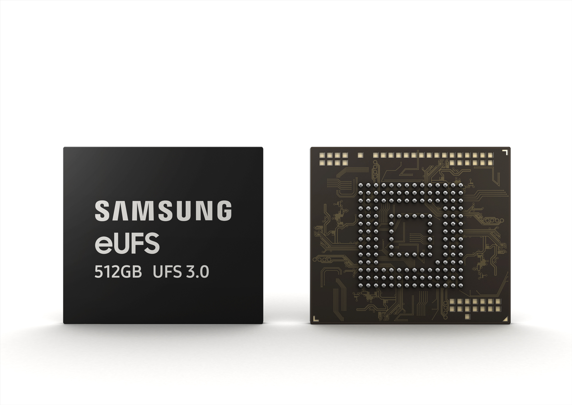 Samsung eUFS 3.0 goes into mass production, too late for Galaxy S10