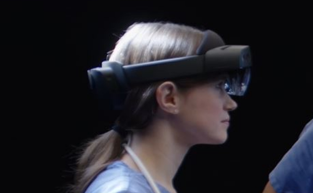 Microsoft doubles, then triples down on HoloLens