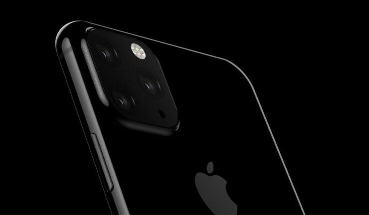 Apple largan triple lens camera smartphones