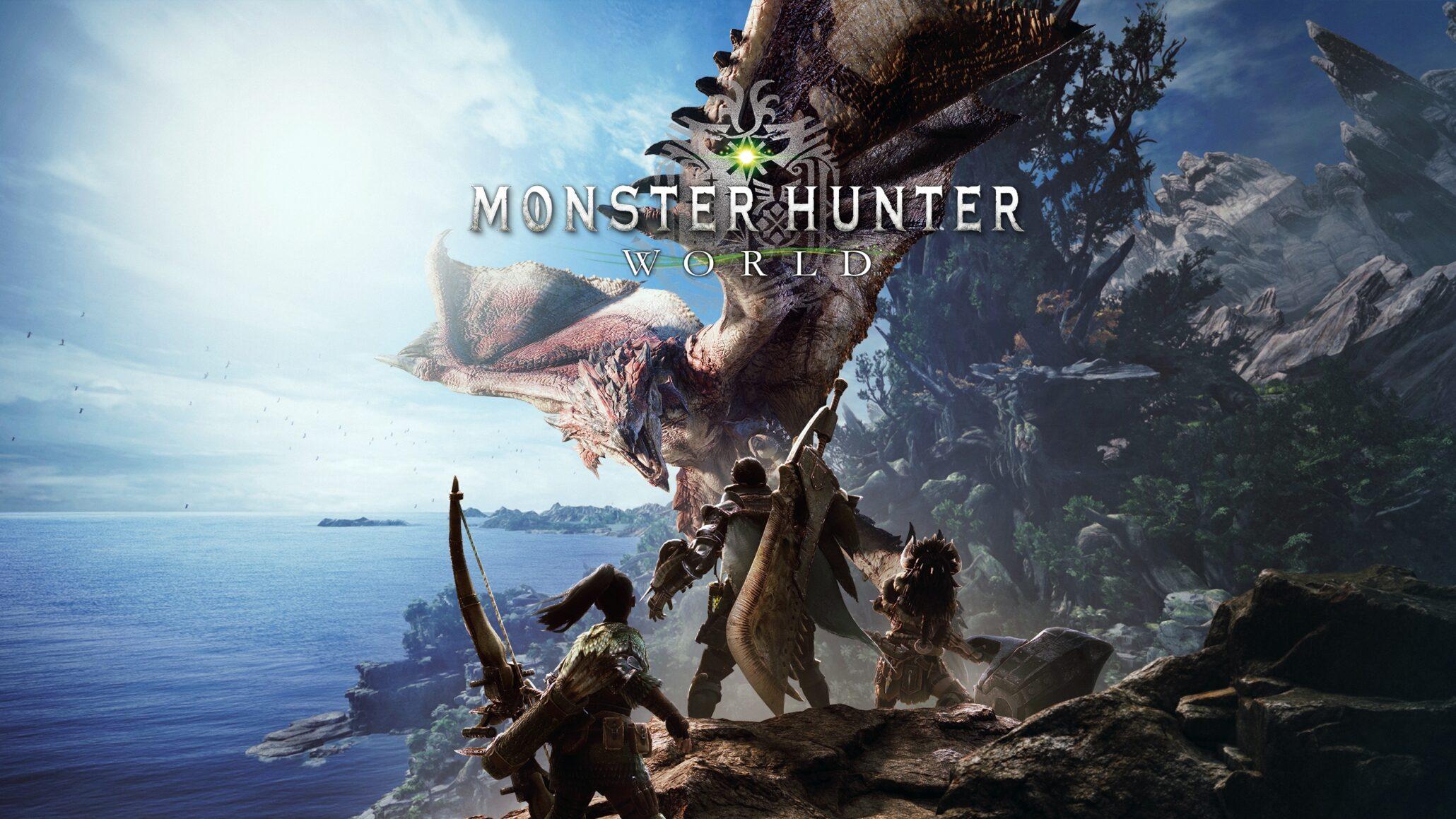 Monster Hunter World Shipments And Digital Sales Surpass 14