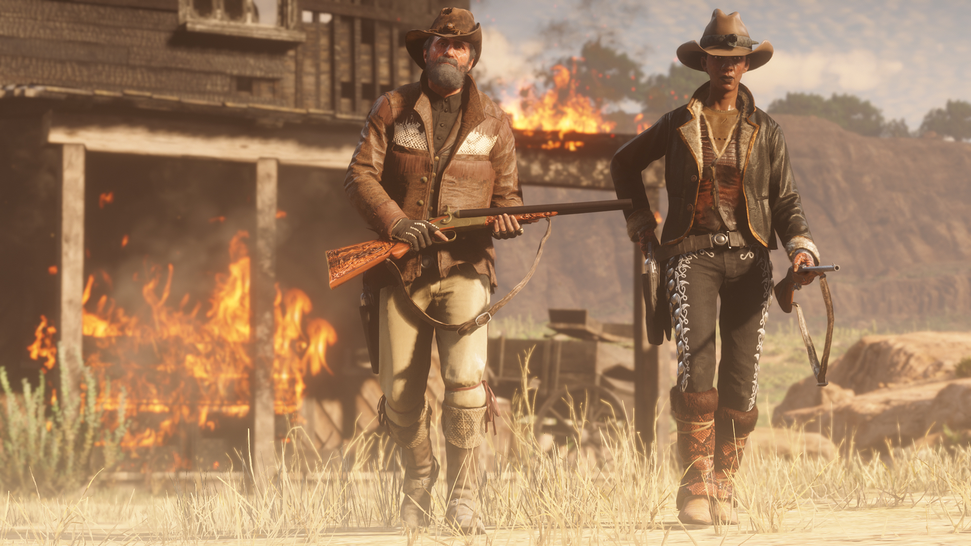 Red Dead Online First Big Update Now Live