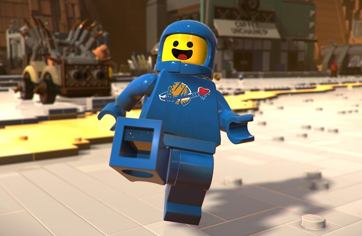 The Lego Movie 2 Videogame Preview Everything Is Awesome