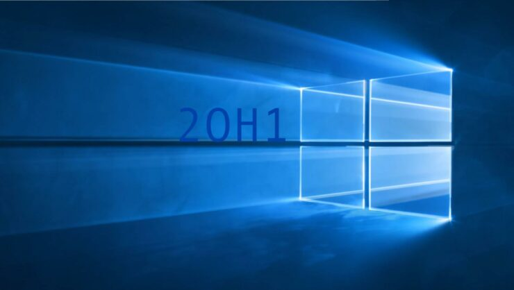windows 10 20h1 windows 10 2020