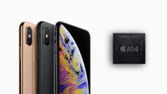 Apple A14 5nm EUV TSMC 2020