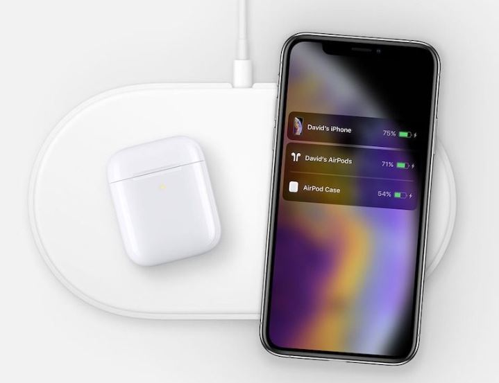 Second generation Apple AirPods released