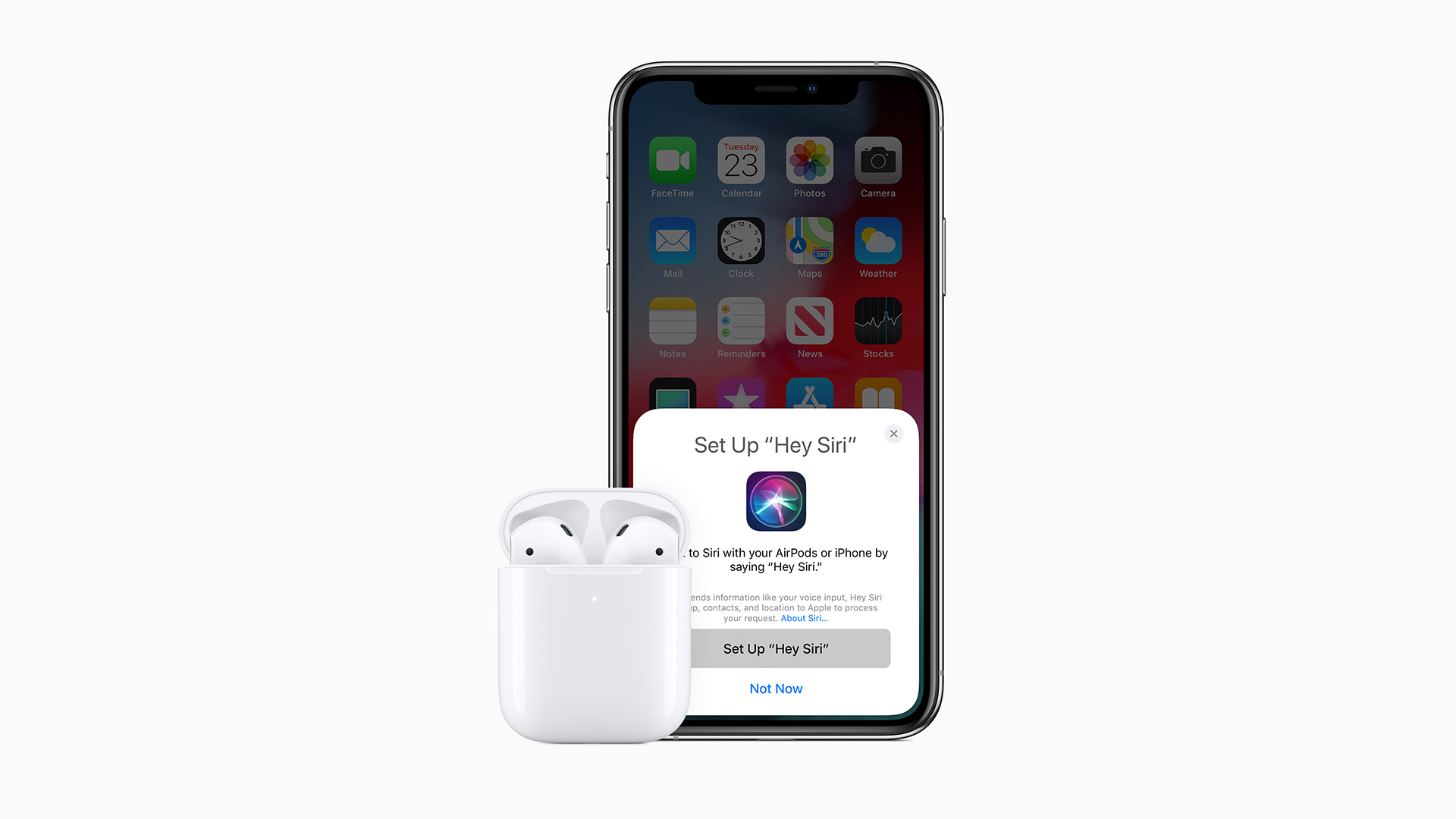 Apple's New AirPods Require the Latest Software Update to Run