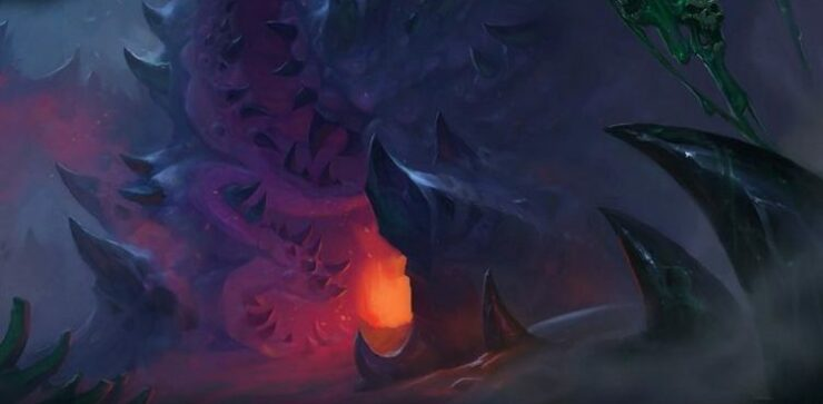 Battle for Azeroth raid Crucible of Storms patch 8.1.5