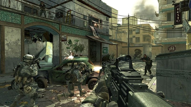 Call Of Duty Modern Warfare 2 Remastered Campaign Rated By Pegi In