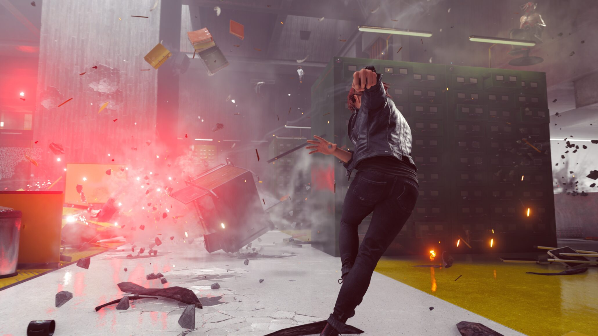 Control PC Version Downgrade Denied By Remedy Games After