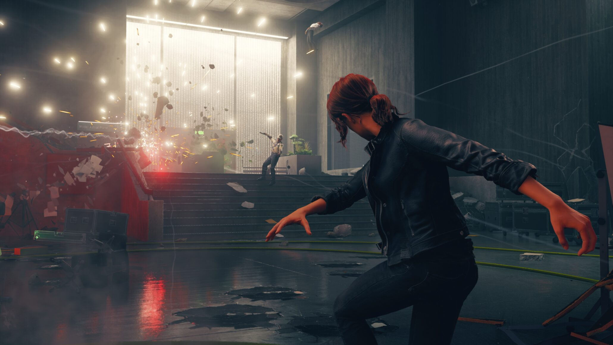 Remedy Shares 4K 60 Gameplay Footage Of New Control Story