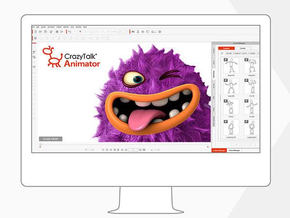 CrazyTalk Animator 3 Pro