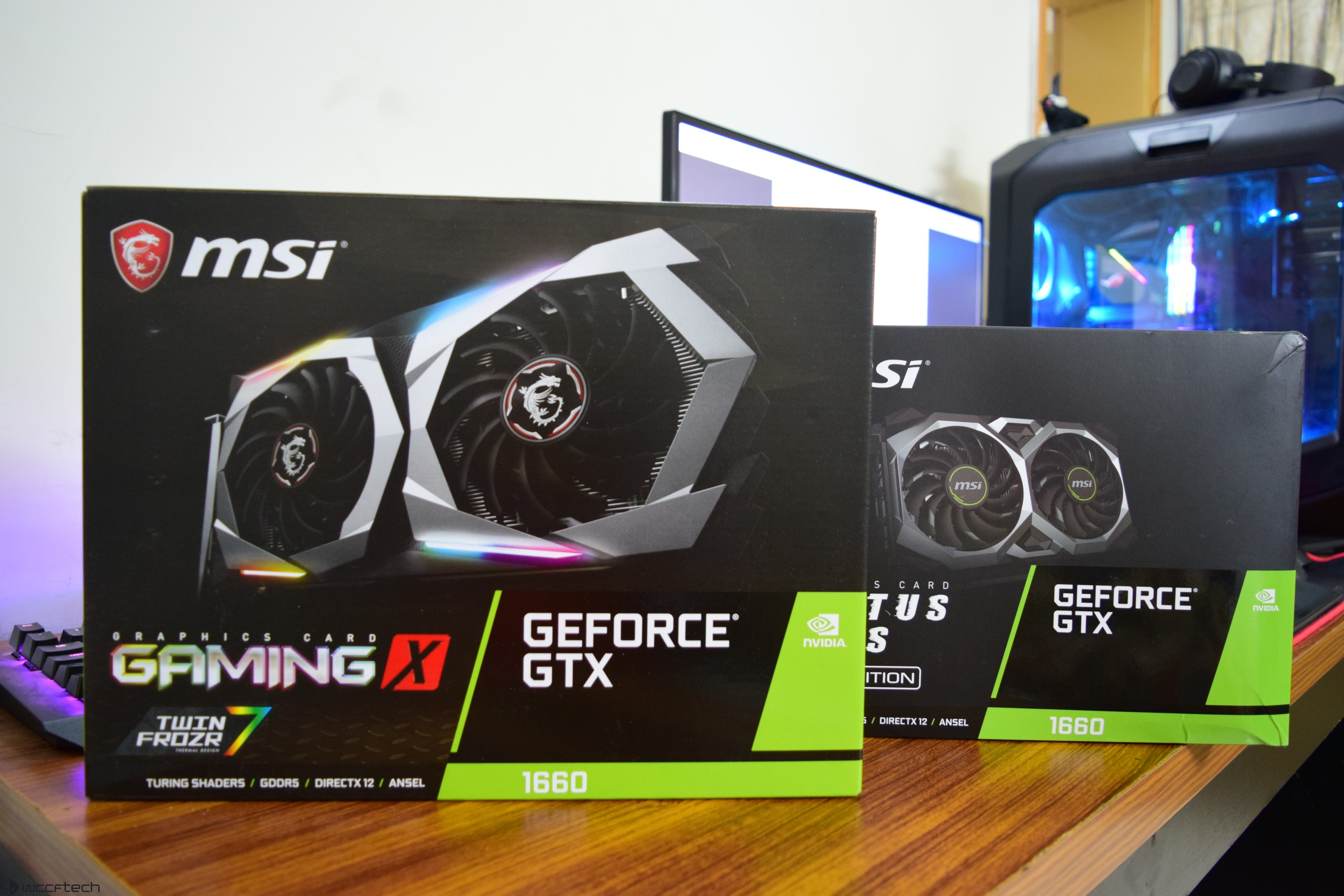 NVIDIA GeForce GTX 1660 6 GB Review Ft  MSI Gaming X & Ventus XS