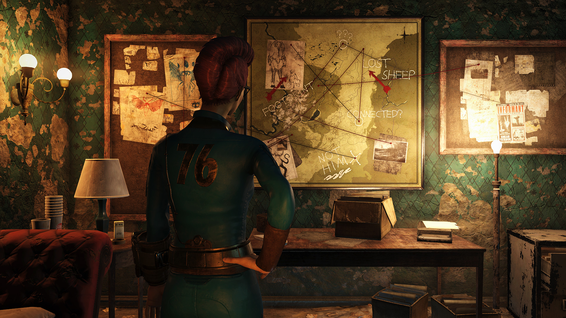 Fallout 76 Patch 8 Launches Today, Adding Item Renaming, a