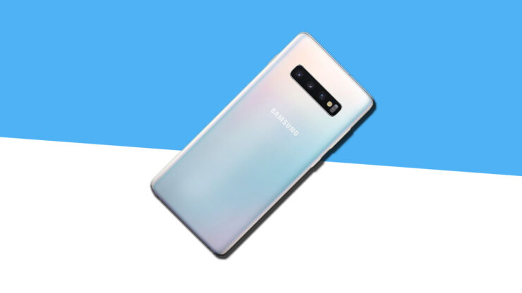 Samsung Galaxy S10 Plus Consumer reports best smartphone