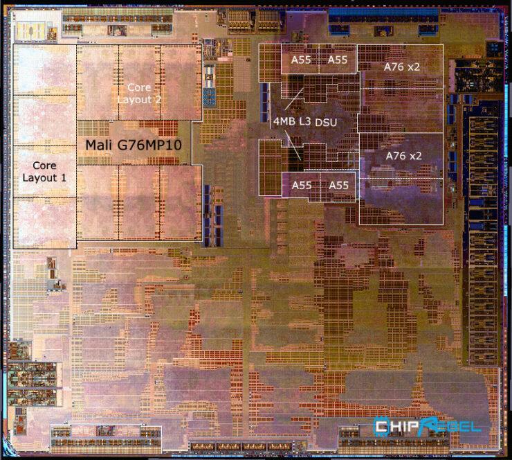 Huawei Kirin 980 SOC TSMC