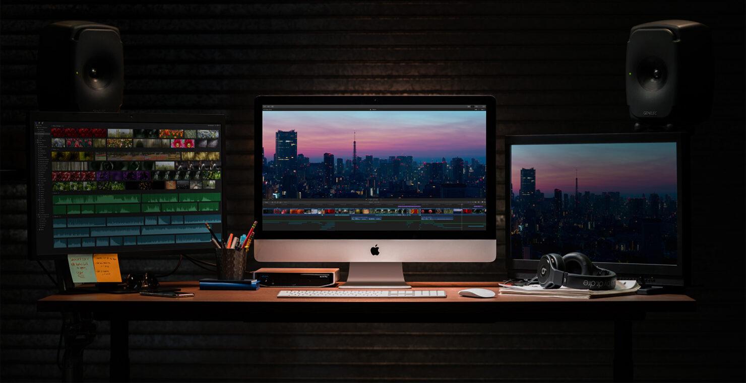Apple iMac 2019 update Intel 9-gen CPU