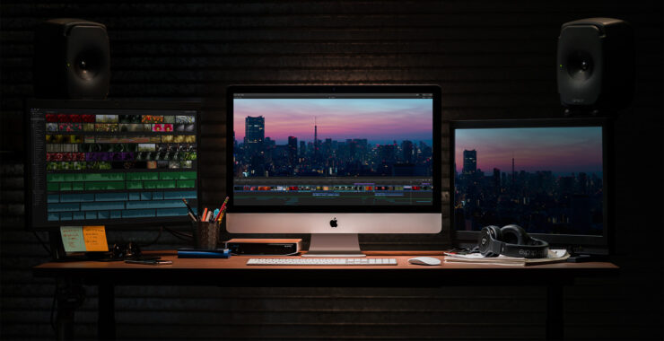 Apple iMac 2019 update Intel 9-gen CPU