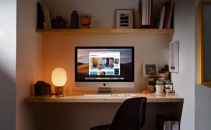 Apple представила обновлённый iMac с Intel Core 9-го поколения и Vega Pro