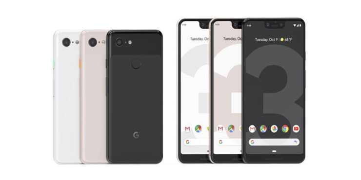 Google Pixel 3 XL major discounts official store
