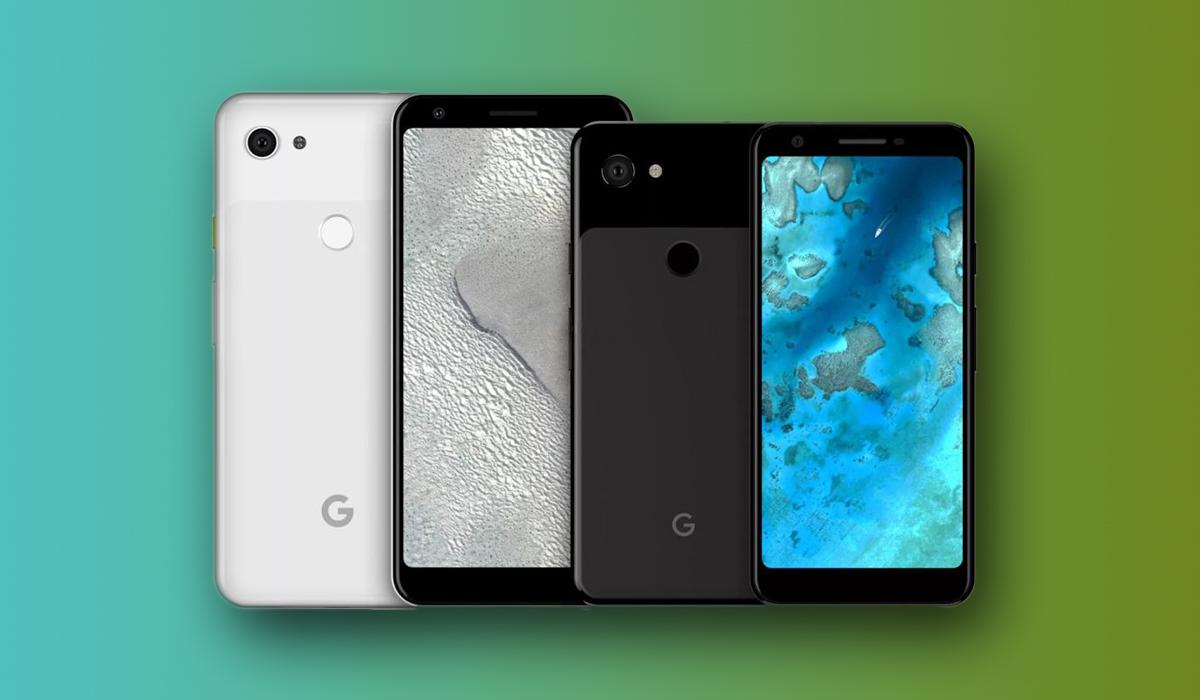 هاتف Pixel 3a/3a XL