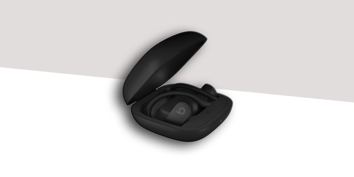 PowerBeats Pro wireless charging case leak