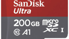 SanDisk 200GB microSD card only $30