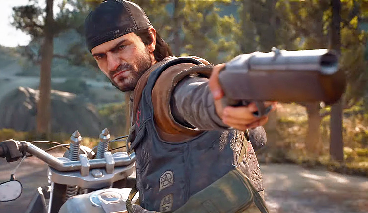 Days Gone Patch 1.03 PS4 day one