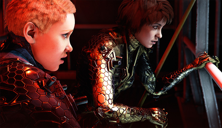 Wolfenstein Youngblood Fires Off A Story Trailer Release