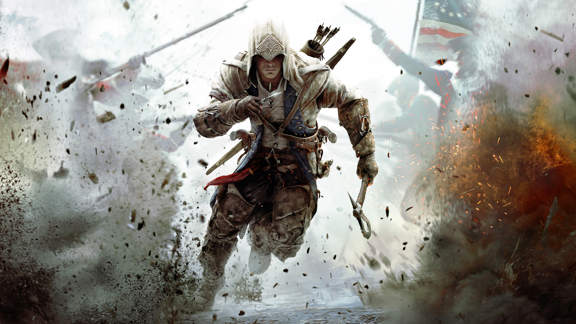 Assassin's Creed III Remastered PC Specs Shared by Ubisoft