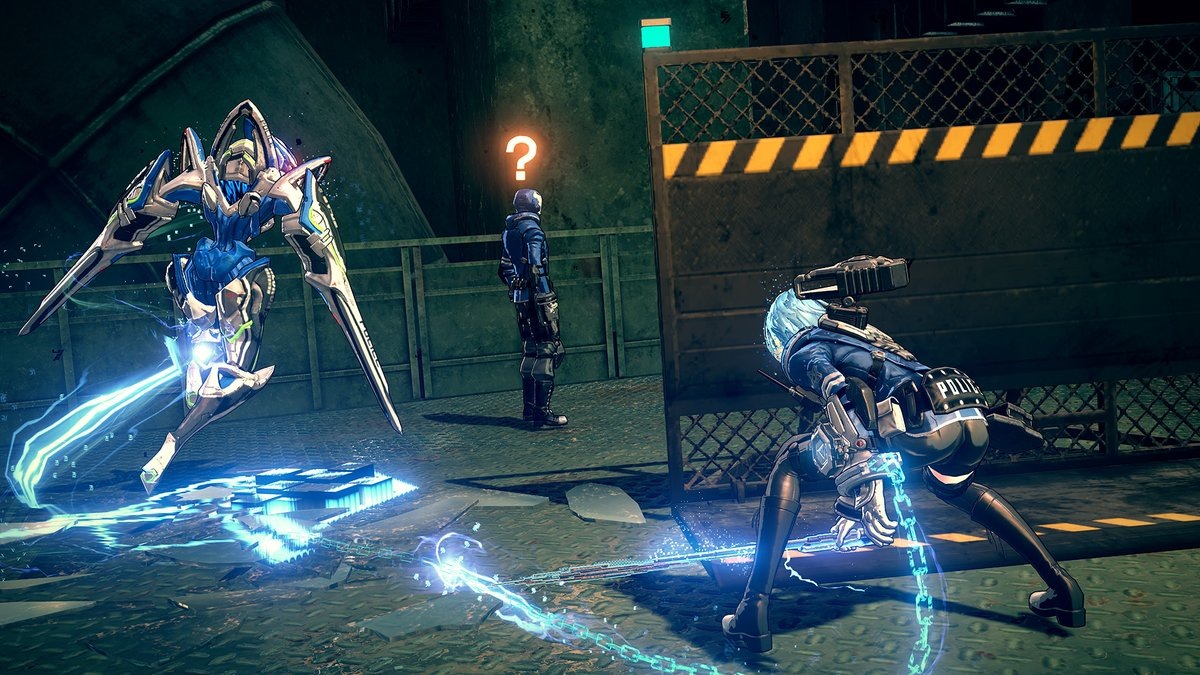 Astral Chain Hands On Preview We Are Legion