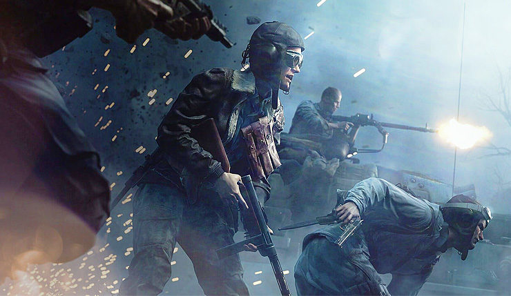 Today's New Battlefield V Update #4 Detailed