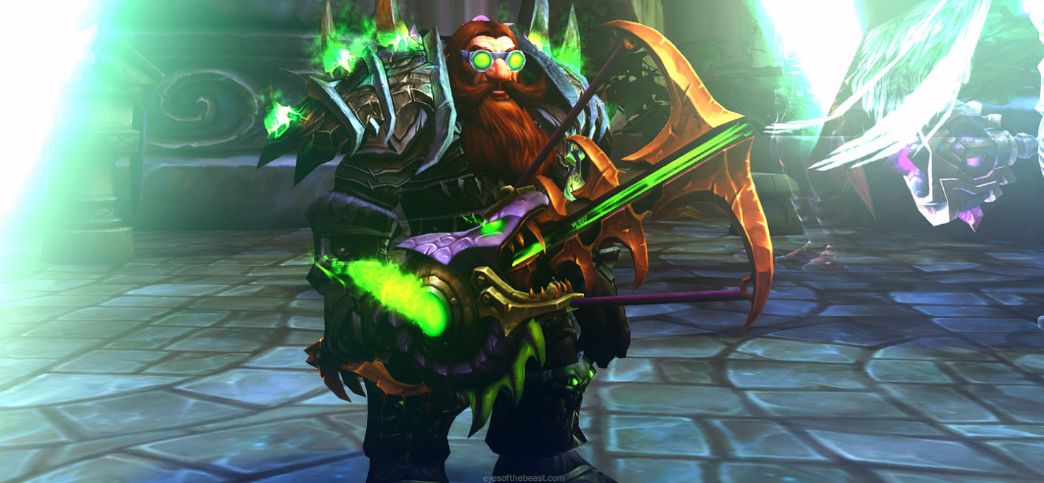 beast mastery hunters battle for azeroth patch 8.1.5 buffs