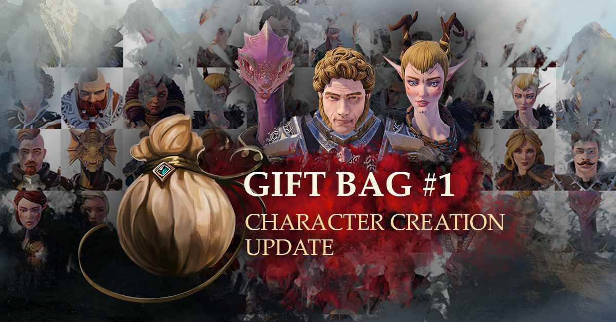 Divinity: Original Sin 2 Getting Free 'Gift Bags' Content