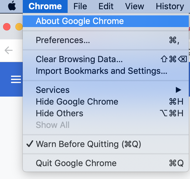 enable chrome dark mode