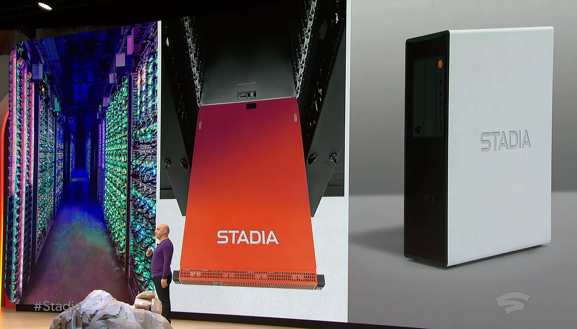 Stadia Is Google's Cloud Based Game Platform
