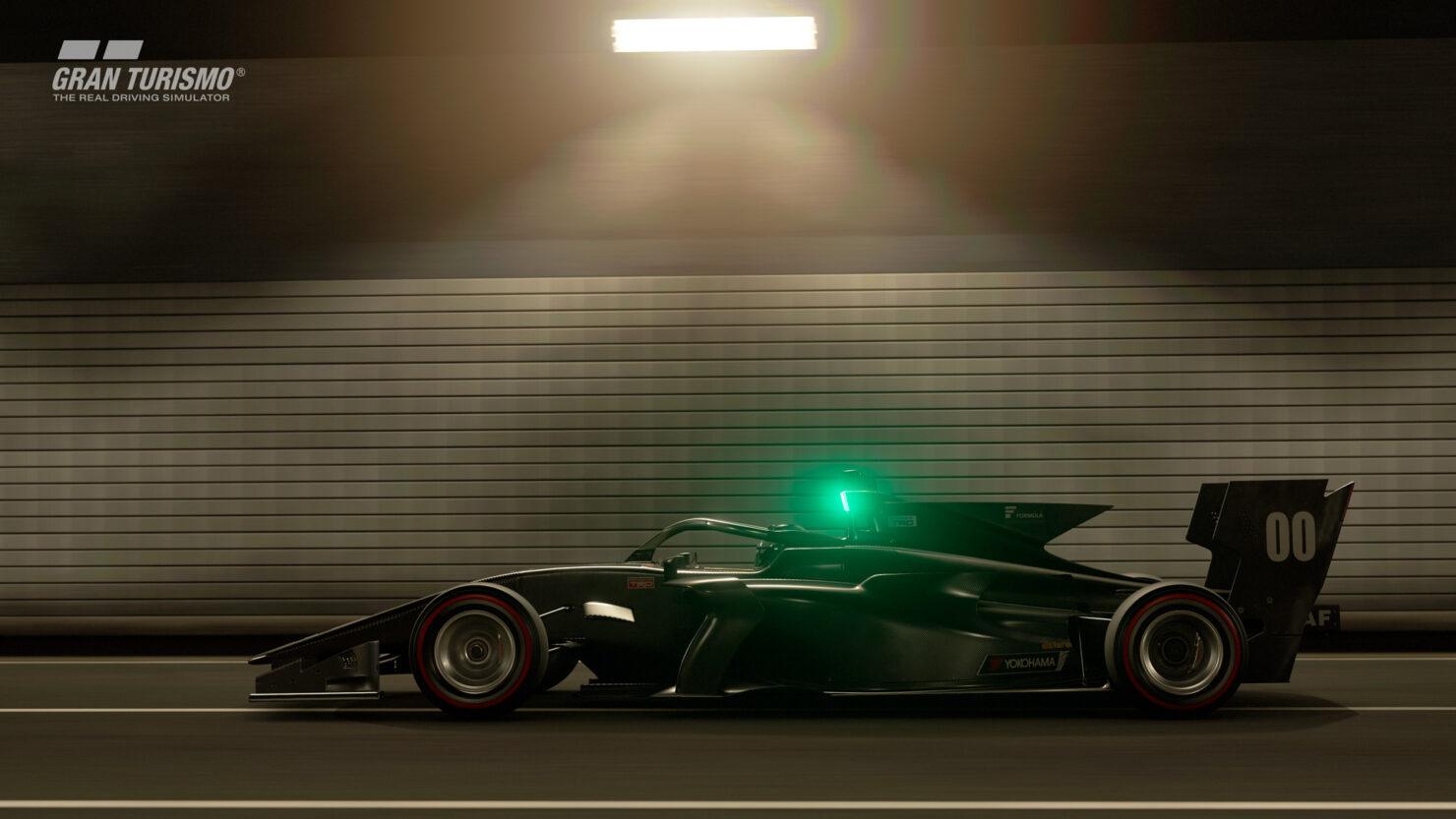 gt sport update 1.35 ps4 Dallara SF19 Super Formula