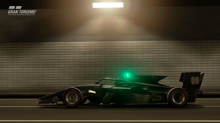 gt sport update 1.35 ps4 Dallara SF19 Super Formula