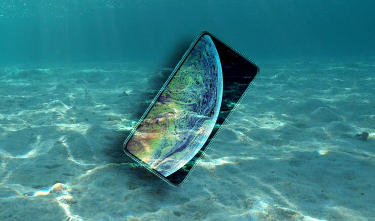 Apple improve iPhone underwater photography