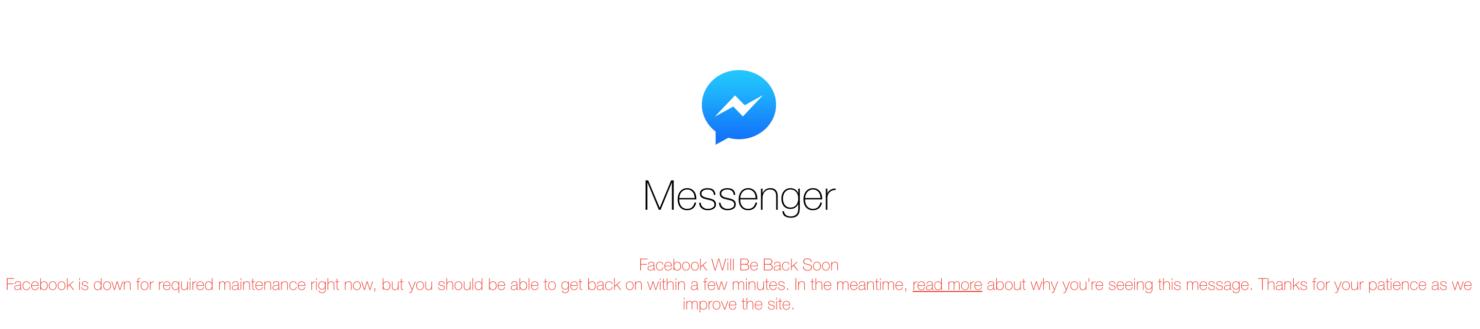 messenger-down