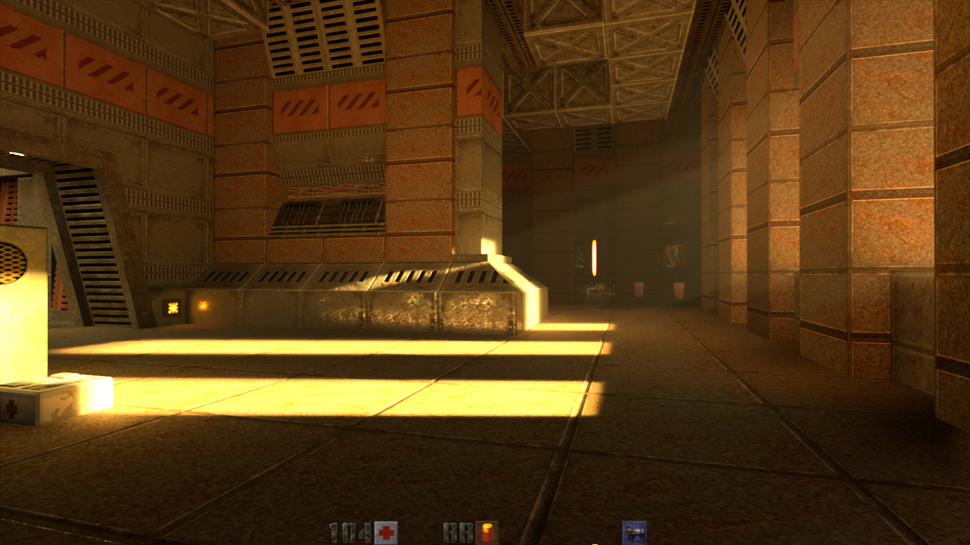 NVIDIA Quake II RTX Demo Screenshots Look Absolutely Gorgeous