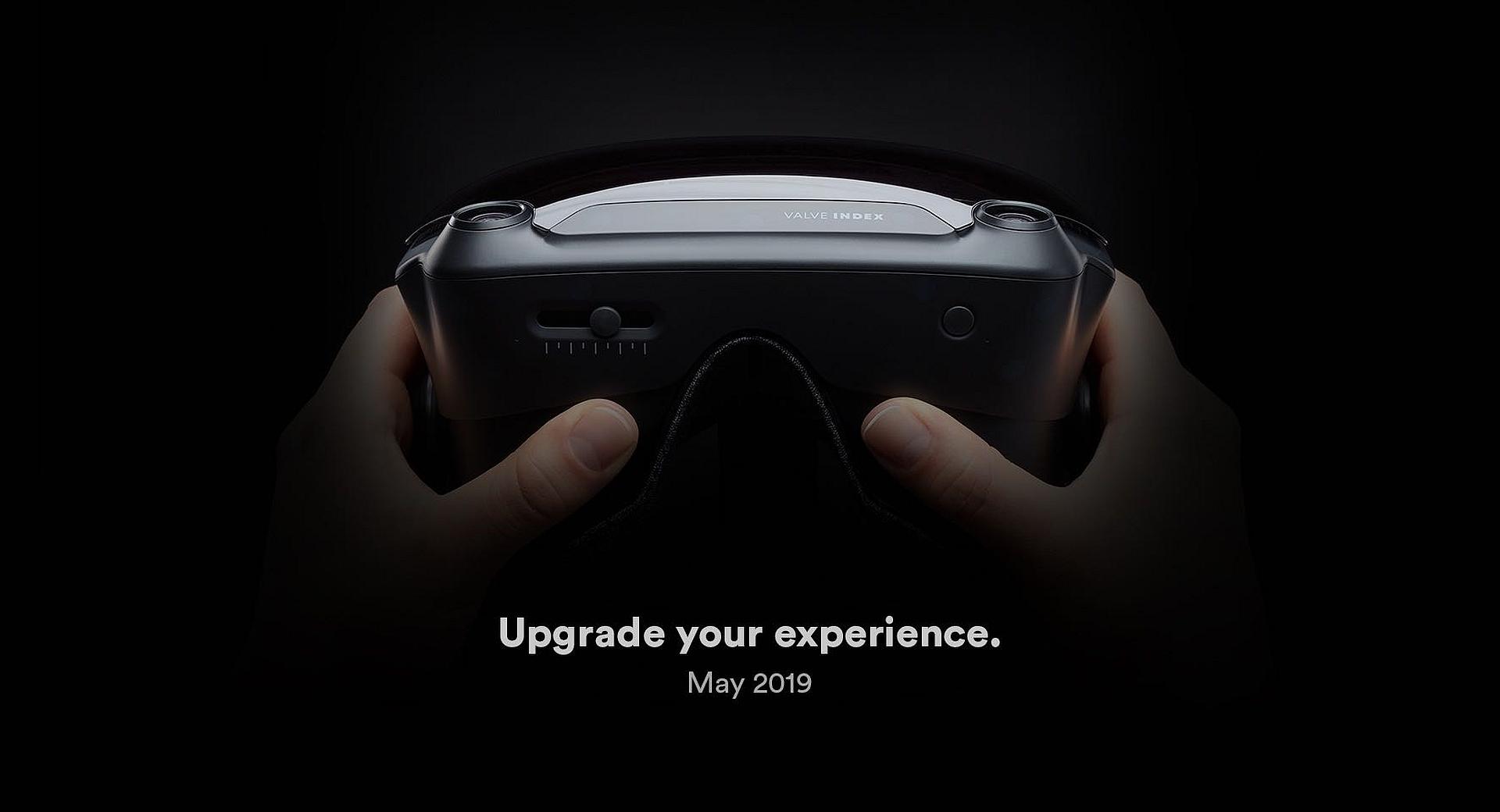[UPDATE - New Info] Valve Index VR Device Teased on Steam
