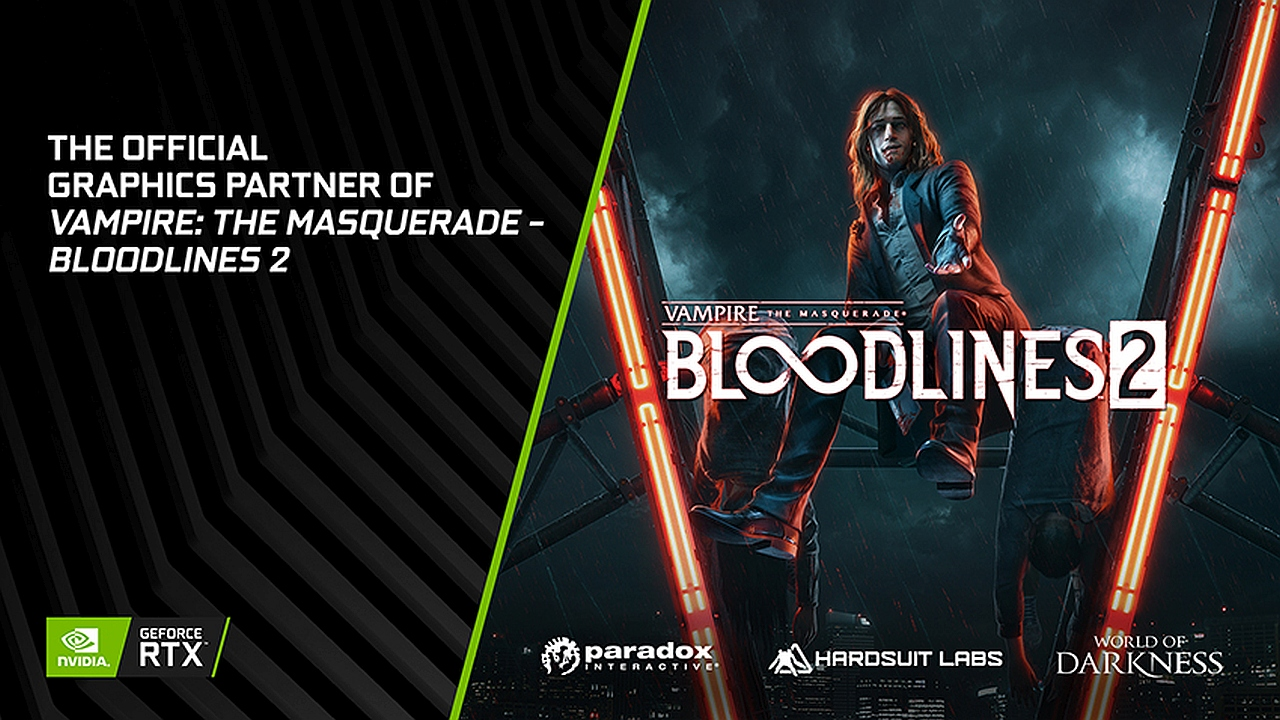 Vampire: The Masquerade Bloodlines 2 Announced, Due in Q1