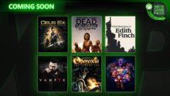 xbox game pass game deus ex